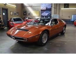 maserati bora 1974 maserati bora for sale classiccars com cc 900913
