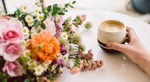 floral arranging coffee flowers sensory benefits san diego reader