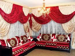 Rideau Salon Moderne by Rideaux Salons Marocains Voilage