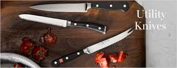 kitchen utility knives kitchen utility knives williams sonoma