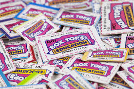 most box tops food products do not meet school nutrition