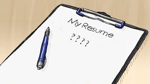 How To Write A Good Resume For A Job How Can I Build A Resume When I Have Nothing To Put On It