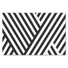 black and white striped tissue paper 10lb craft tissue paper zazzle