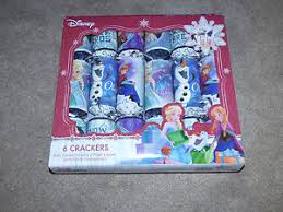 disney frozen 6 novelty crackers bnib ebay
