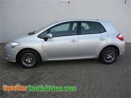 toyota auris used car 2015 toyota auris 2011 toyota auris 1 6 xi for sale in gauteng