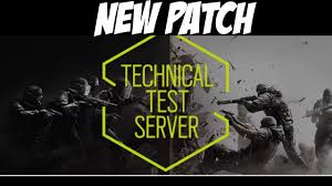 siege test rainbow six siege patch 3 technical test server open to all