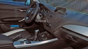 Bmw 1 Series Wagon Spy Shots 2016 Bmw 1 Series Hatchback Reveals Its Interior News