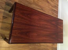 Rosewood Laminate Flooring Sold Vejle Stole Danish Rosewood Coffee Table Modern To Vintage