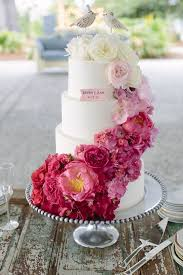 27 best floral wedding cakes images on pinterest floral wedding
