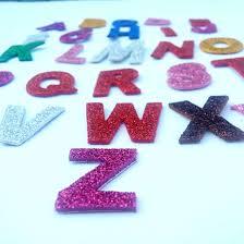 glitter fomic sheet abc cutting art u0026 craft online store