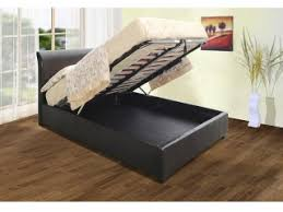 single ottoman bed buy single ottoman storage bed with pillow