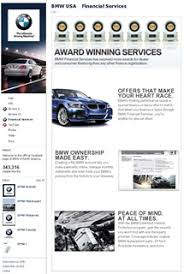 bmw finance services bmw financial services offers content on top