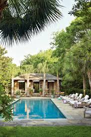 back yard house tropical style pool house southern living