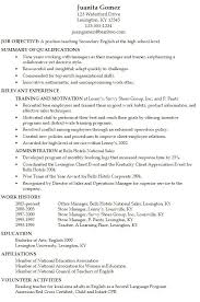 Writing First Resume No Experience First Resume Examples Resume Examples Tyler J Mulligan First