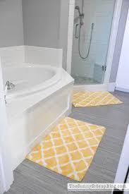 Cotton Reversible Bathroom Rug Black Reversible Bathroom Rugs Bathroom Designs