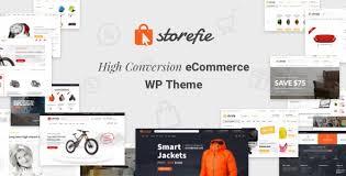 storefie high conversion ecommerce wordpress theme by detheme