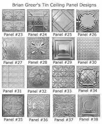 Tin Ceiling Tiles For Backsplash - 34 best tin ceiling ideas images on pinterest tin ceilings tin