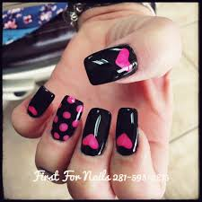 first for nails home facebook