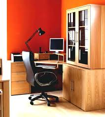 convert garage to office wiltshire painted corner desk 923034 with