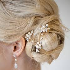 bridal hair accessories uk aukmla bridal hair pins set wedding headpieces bling bling hair