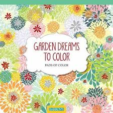 amazon garden dreams color pads color 9781438010144