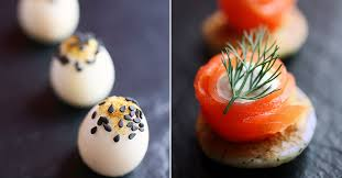 easy canapes how to ace entertaining sheerluxe com