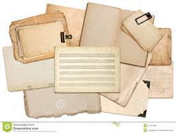old book pages paper sheets corner and photo frames stock photo misic notes paper sheets book pages cardboards photo frames stock photography