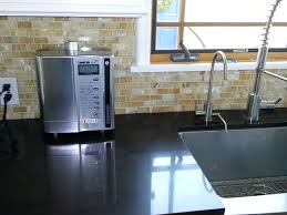 use our ionizer faucet 4 with your water ionizer below or above