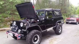 jeep jeepster 2015 1970 jeepster commando youtube