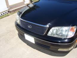 1997 lexus ls400 touch up paint tried clearing up my headlights not much help page 2