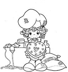 heart cake bakery precious moments coloring pages coloring