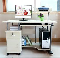 computer and printer table computer desk with printer stand printer desktop computer and