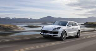 porsche suv 2017 the porsche cayenne the supercar suv that started it all returns