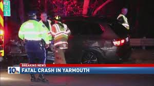 woman struck killed on route 6 in yarmouth wjar