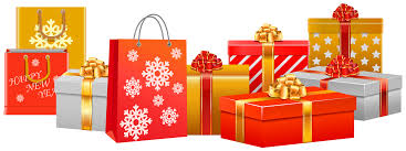 gifts for christmas clipart clipartxtras