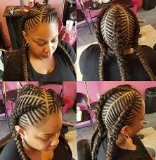 the timeless beauty of fishbone braids