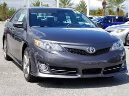 used 2013 toyota camry se for sale orlando fl 7440743a