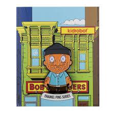 bob s burgers bob u0027s burgers enamel pin blind box series kidrobot