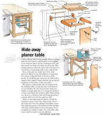 Woodworking Projects Garage Storage by 19 Best Planer Images On Pinterest Woodworking Jigs Carpentry