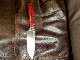 kitchen knives to go 6 superb custom fixed blades priced to go now bladeforums com
