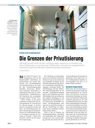 K Henelemente Kaufen öffentliche Krankenhäuser Die Grenzen Der Privatisierung