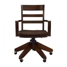 pottery barn desk chair inspiring modren wooden folding chairs ikea for desi on desk chairs