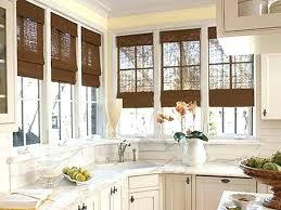 kitchen bay window curtain ideas kitchen bay window kitchen bay windows sink the sink