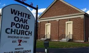 White Oak White Oak Pond Christian Church Doc U2013 Accepted In The Beloved