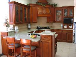 Kitchens With Dark Wood Cabinets by Kitchen Cabinet Inspiringword Cherry Wood Cabinets Kitchen