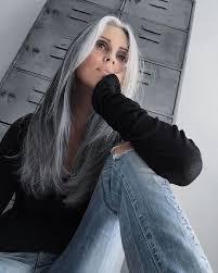 best haircolor for 52 yo white feamle best 25 natural white hair ideas on pinterest platinum hair