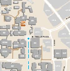 Dallas Texas On Map by University Theatre Directions The University Of Texas At Dallas