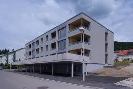 Mehrfamilienhaus Schallschutz Komfort Holzbau Mehrfamilienhaus In Albstadt