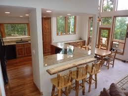 Galley Kitchen With Breakfast Bar Kitchen Room With Kitchen Breakfast Bar Ideas Cute Kitchen