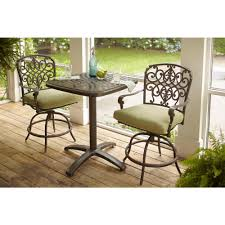 patio bar furniture sets 7 piece balcony height patio set patio outdoor decoration
